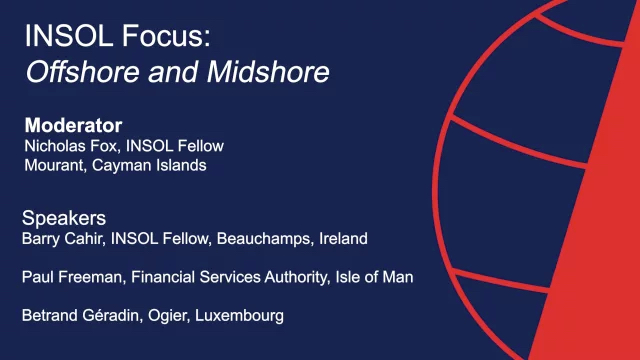 Offshore and Midshore